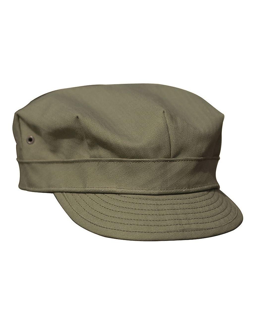 Reproduction Mil-Tec US HBT Bonnet Olive