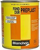 BLANCHON - Fond dur Préplast bois intérieurs incolore 1L - 04101214