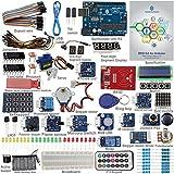 SunFounder RFID Starter Kit for Arduino Uno R3 Mega Nano Circuit Board Jumper Wires Sensors Breadboard Electronics V2.0
