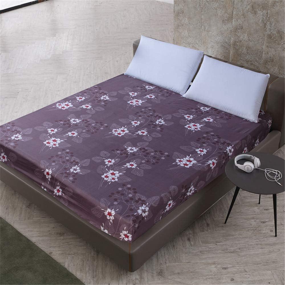 JUNDY Protector de colchón Punto Impermeable y Transpirable ...
