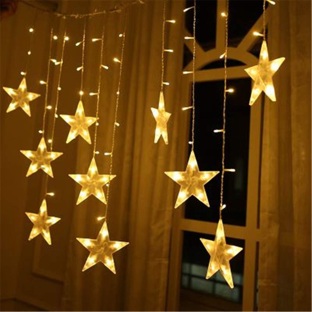 Amazon.com : (9M)LED Light String, Chrismas Star Decor Light