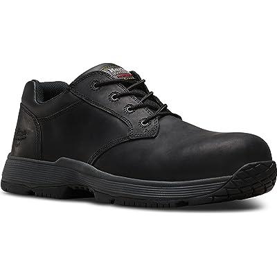 Dr. Martens Unisex Linnet SD Non Metallic Safety Toe 4-Eye Shoe   Oxfords
