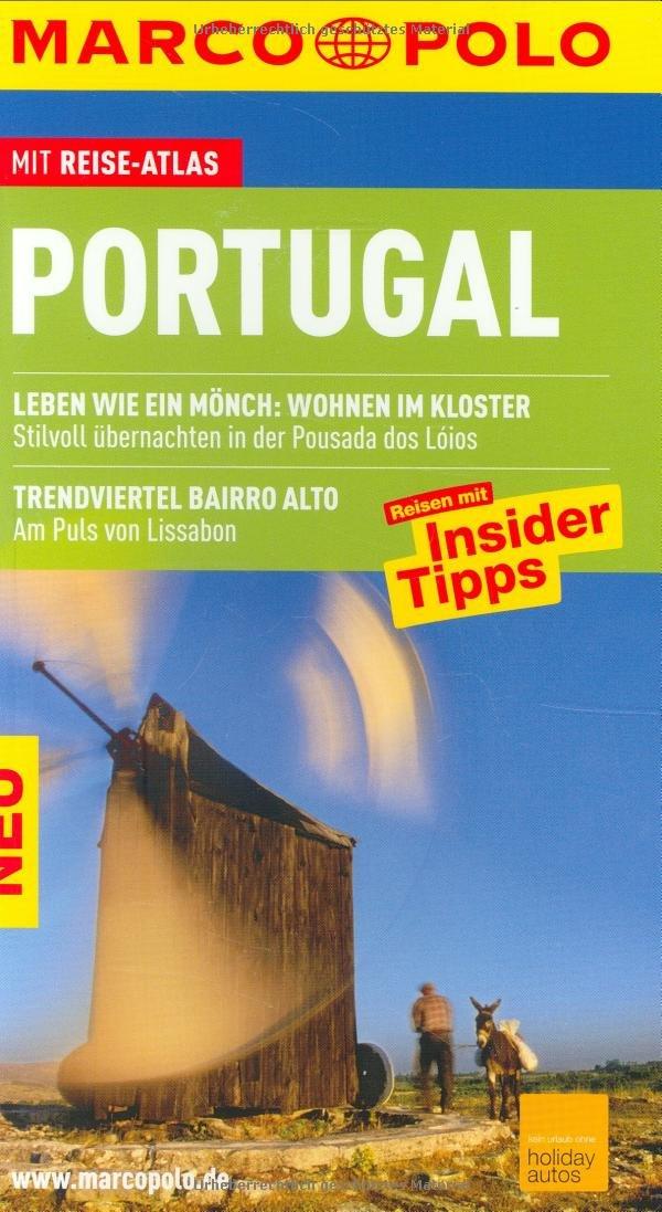 MARCO POLO Reiseführer Portugal Broschiert – November 2010 Andreas Drouve MAIRDUMONT Ostfildern 3829705263