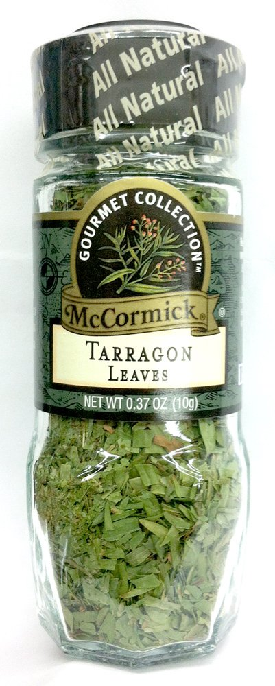 McCormick Gourmet Collection TARRAGON LEAVES .37oz (2 Pack)