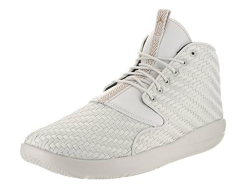 Zapatillas Jordan - Eclipse Chukka Hueso/Negro/Beige Talla: 41: Amazon.es: Zapatos y complementos