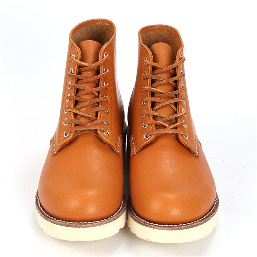Männer - mode - freizeit - schuhe, stiefel, england und warme stiefel für männer,braun,44