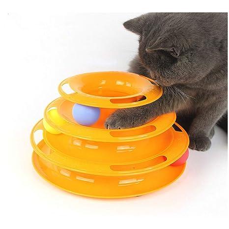BWLZSP 1 UNIDS Mascota Gato Juguete del Gato Interactivo Juego de ...