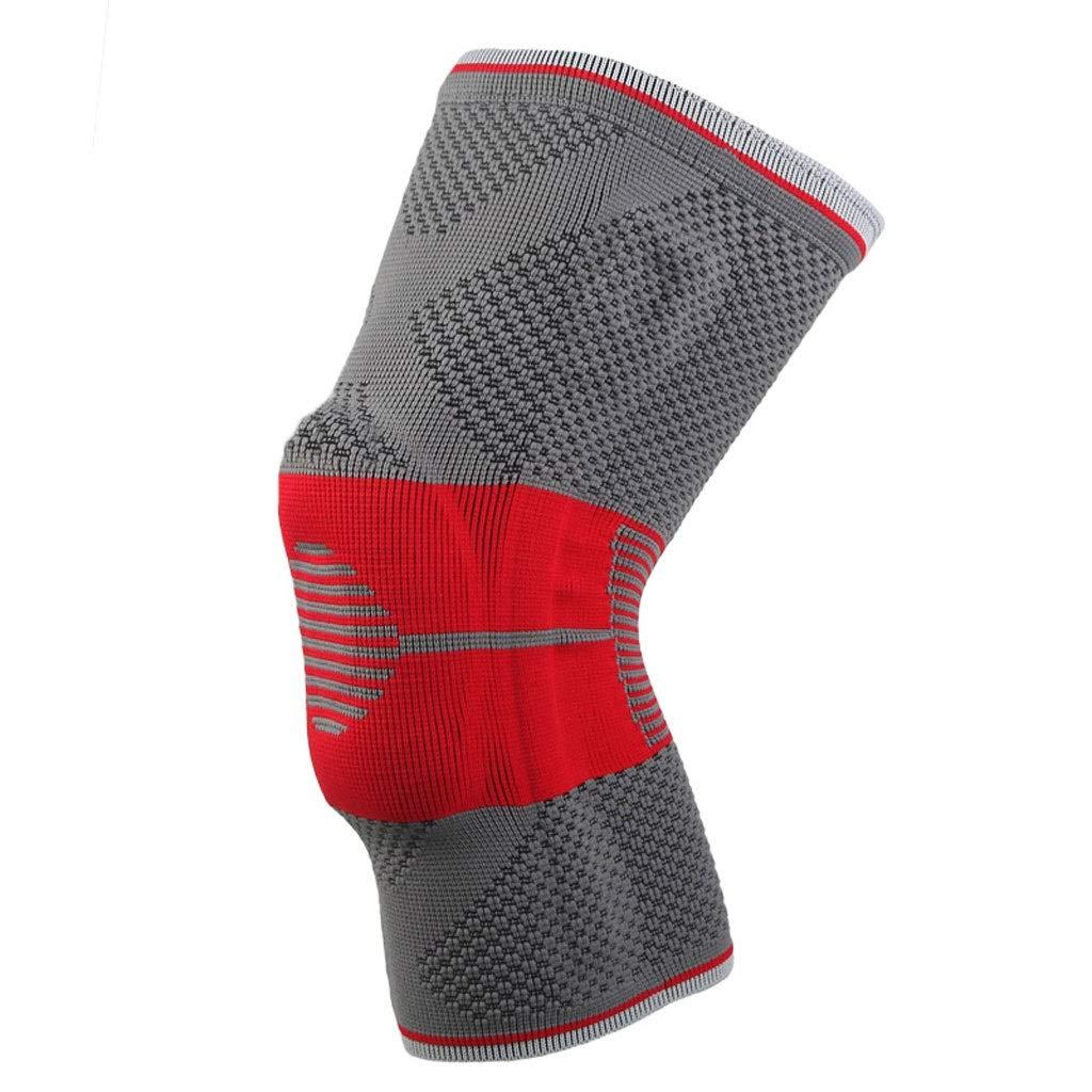 膝当て 通気性 膝パッド 予防と保護 調節可能 ニーパッド 作業用 膝プロテクター 衝撃吸収 ひざサポーター 膝をつくお仕事にも最適 野球 自転車 ユニセックス(1膝装具) WY-82
