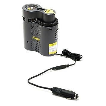 Amazon.com: Airman Portable Dc 12v Auto Car Motorcycle Pump ...