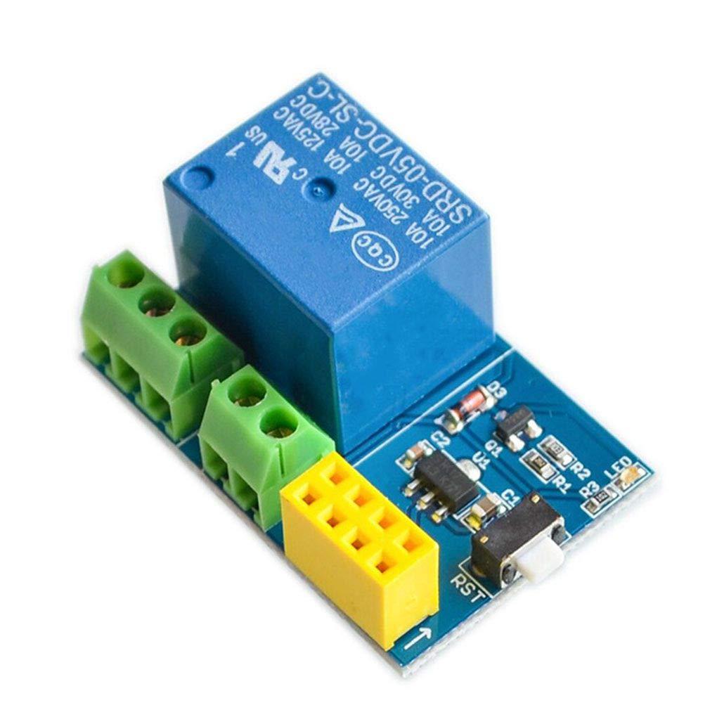 Morza ESP8266 ESP8266 ESP-01 Relay Module Remote Switch Phone App DIY Project Design Module Kit