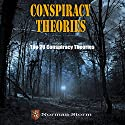 Conspiracy Theories: Top 20 Conspiracy Theories  Audiobook by Norman Storm Narrated by JB Jeffries
