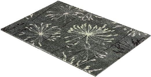 Schoner Wohnen Fussmatte Manhattan Pusteblume Grau Mint 040 50x70 Cm Amazon De Kuche Haushalt