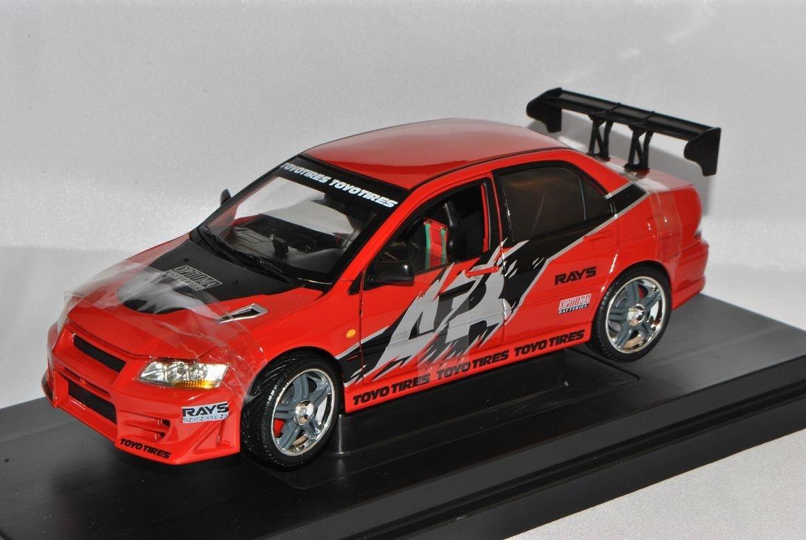 100 Mitsubishi Lancer Evolution Fast And Furious