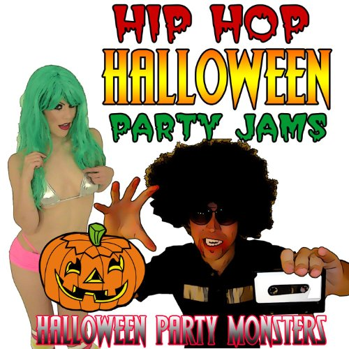 Hip Hop Halloween Party Jams [Clean] -