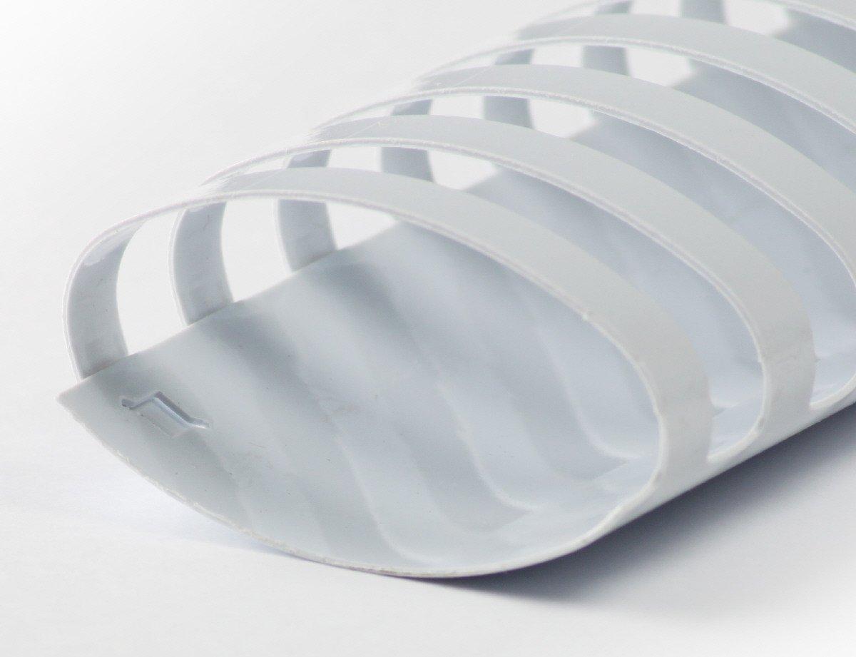 Renz Dorsi in Plastica europea della Divisione, diametro 52mm, 24Anelli per DIN A4 nero Chr. Renz GmbH 4029126112783