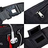 Waist Pack,Travelling Fanny Pack Hiking Waist Bag Water...