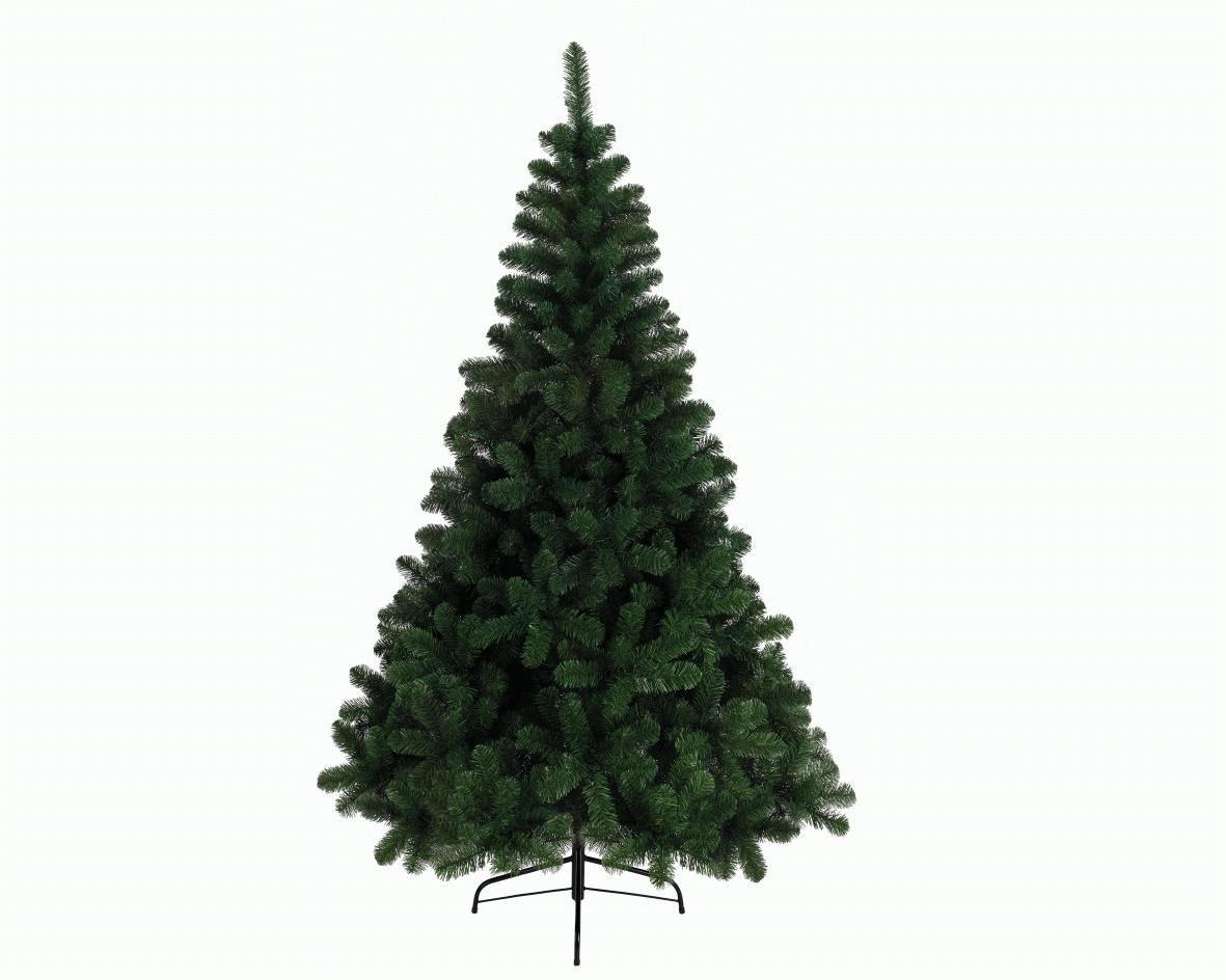 everlands–künstliche Tanne Imperial grün H 4,5m–Größe H 4,5m
