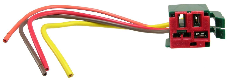 WVE by NTK 1P1102 Fuel Pump Relay Connector