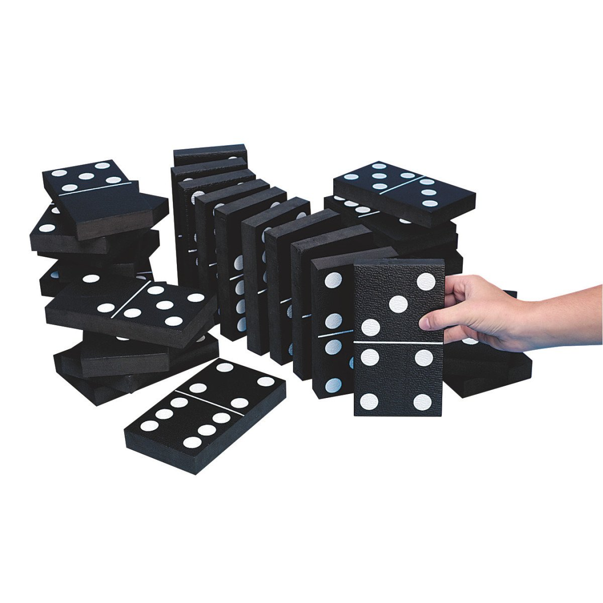 Jumbo Foam Dominoes Dominoes Dominoes by S&S Worldwide a60b67
