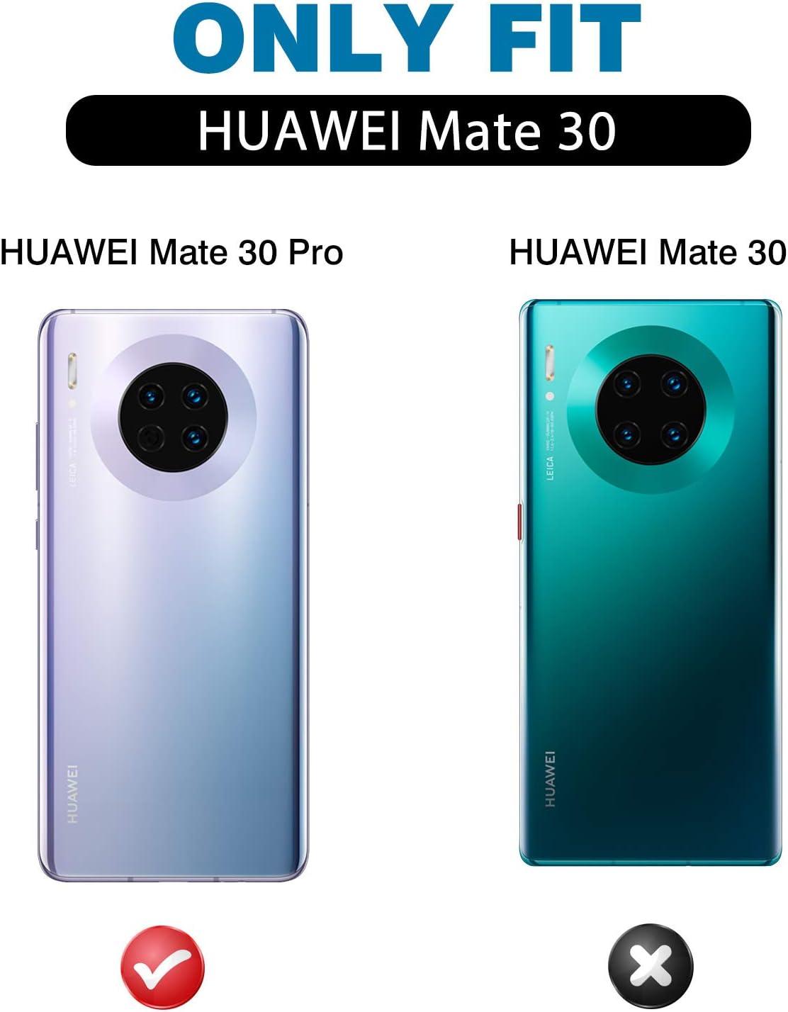 MoKo Compatible con Huawei Mate 30 Pro Funda: Amazon.es: Electrónica