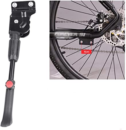 Heavy Duty Bike Bicycle MTB Cycling Kick Stand Adjustable Foot Frame Kickstand