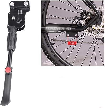 Heavy Duty Adjustable Mountain Bike Bicycle Cycle Prop Side Rear Kick Stand UK