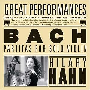 Plays Bach  Partitas/Sons