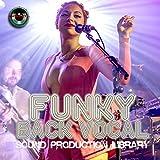 FUNKY BACK VOCAL - Large Unique Multi-Layer Studio WAV/Kontakt Samples Library DVD or download