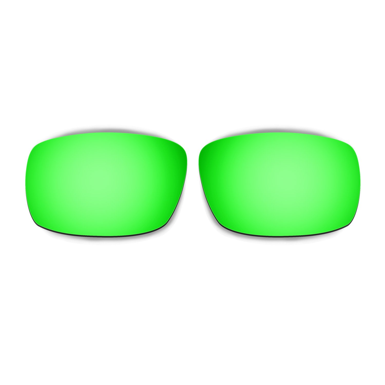 HKUCO Plus Mens Replacement Lenses For Oakley Crankshaft - 4 pair Combo Pack 7xCdyPggi