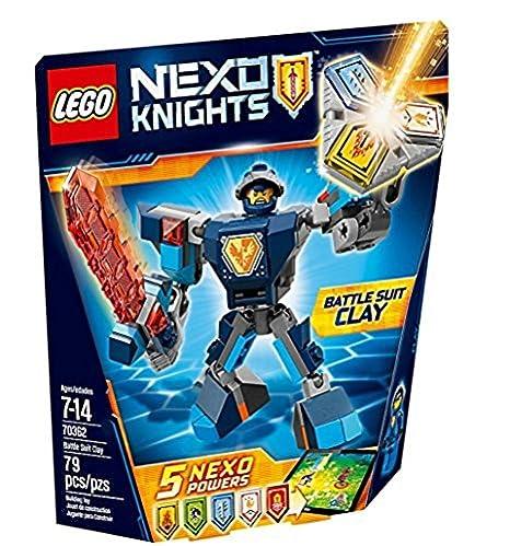 Lego Nexo Knights Battle Suits