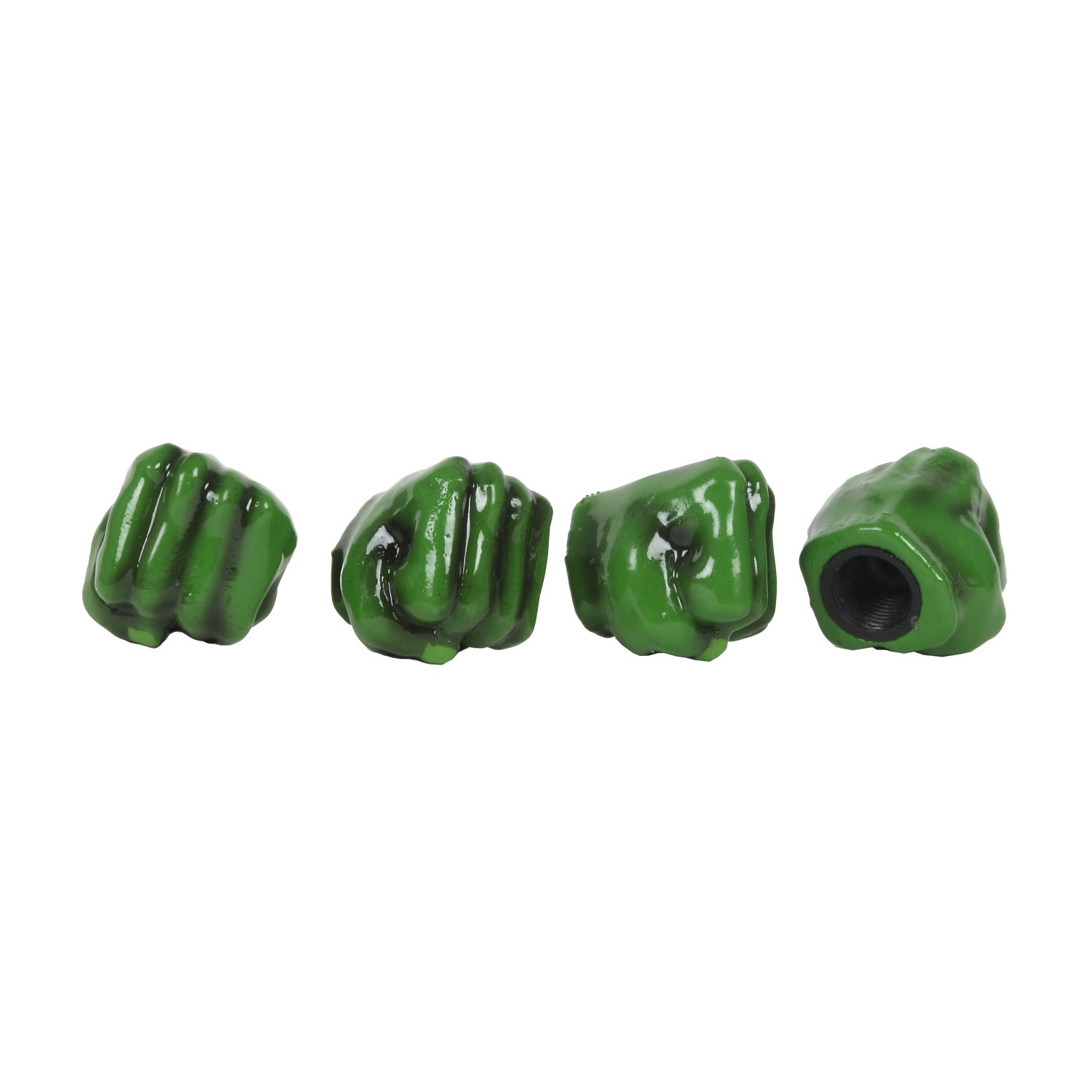 Pilot MVL-0301 Marvel Hulk Valve Caps by Pilot Automotive