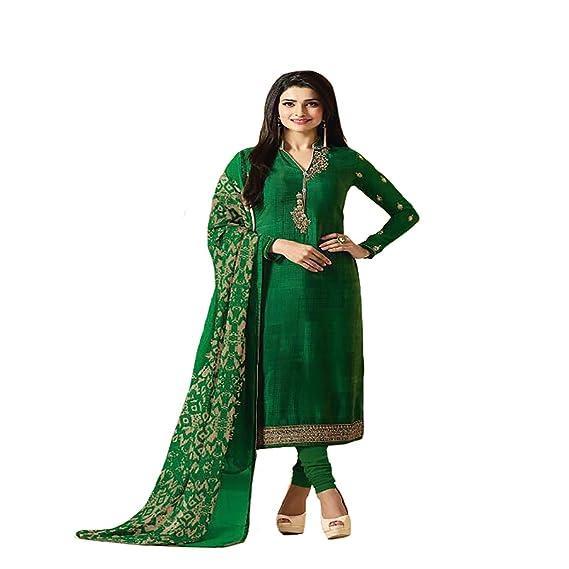 Traje de salwar traje de fiesta indio de la boda Vestido de ...