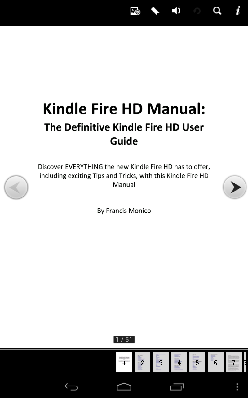 Kindle: User Manual - Jen Hadley- Technical Writer