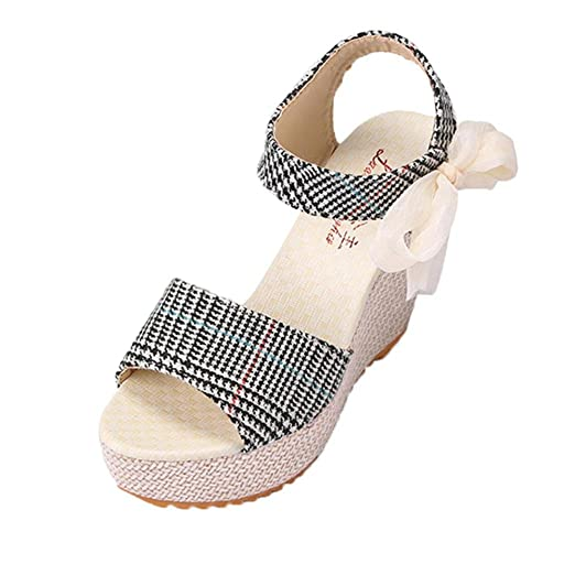 5321b4f59c04 Amazon.com  Aurorax Women s Girls Dress Sandal