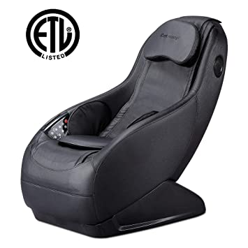 Outstanding Full Body Electric Shiatsu Massage Chair Fully Assembled Video Gaming Chair With Airbag Massage Sl Track Curved Long Rail Wireless Bluetooth Speaker Creativecarmelina Interior Chair Design Creativecarmelinacom