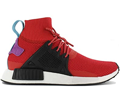 adidas Originals NMD XR1 Winter BZ0632 Red Men Trainers Sneaker Shoes Size   EU 36 2 301b95cd6