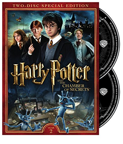Harry Potter and the Chamber of Secrets (2-Disc Special Edition) (Cast Of Harry Potter Deathly Hallows 2)