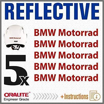 5pcs Adhesivos Motorrad F650GS F 650 GS F650 F700GS 700 F700 F800GS 800 F800 R1150GS R1150 1150 R1200GS R1200 1200 R1200R R1200 R S1000XR S 1000 XR S1000 R1200RT R1200 RT Red