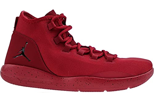 reputable site 42068 914d4 Nike Air Jordan Reveal Mens Trainers 834064 Sneakers Shoes (US 10, Gym red  Black 601)