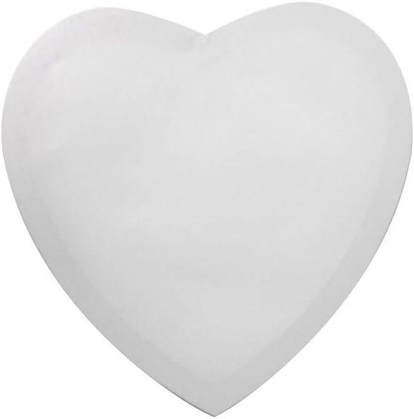 Leinwand Herz 20x20 cm Leinwand Rahmen bespannt aus 100/% Baumwolle Keilrahmen Galerie