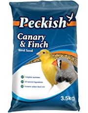 Peckish Canary and Finch Bird Seed Mix, 3.5kg