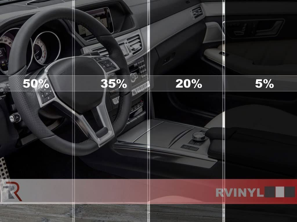 Rtint Window Tint Kit for Chevrolet Impala 2006-2013 Complete Kit 5/%