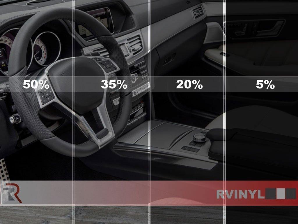 Front Kit 35/% Rtint Window Tint Kit for Scion tC 2011-2016