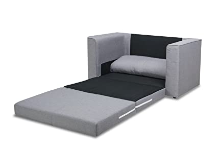 Pleasing Us Pride Furniture Ava Modern Reversible Fabric Loveseat Sofa Bed Grey Machost Co Dining Chair Design Ideas Machostcouk