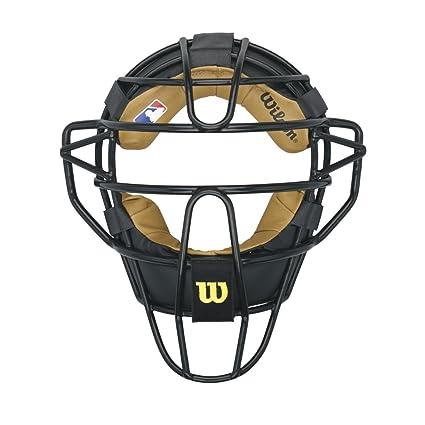 Amazon.com   Wilson Dyna-Lite Steel Catcher s Facemask d86718753b95