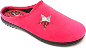 Zapatillas de mujer FLEXIS Patrizia AZZI SI12 rojo Original AI 2021
