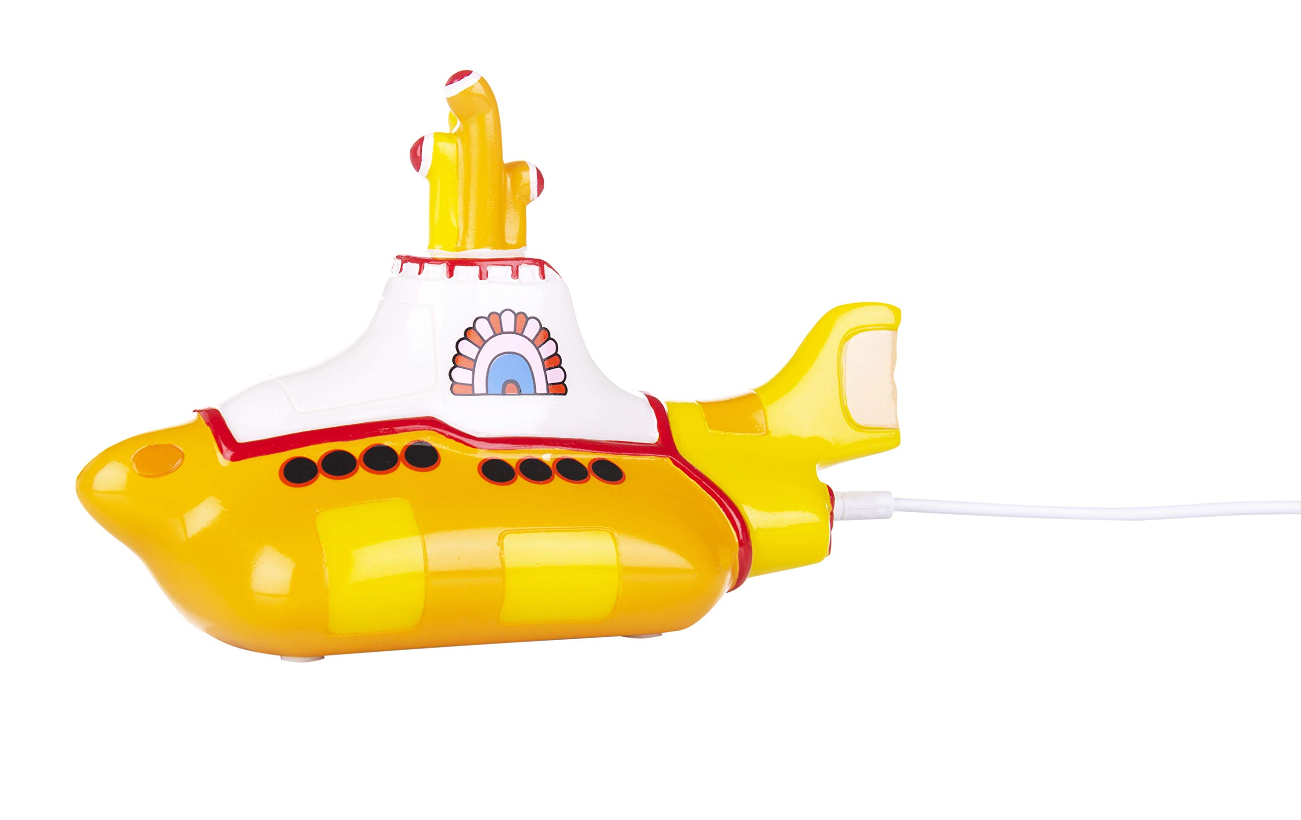 Disaster Designs The Beatles Yellow Submarine LED Lamp from
