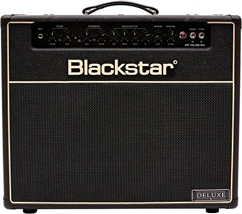 Blackstar HTCLUB40CDLX 40W Tube 1X12 Combo Amplifier (1x12 Combo Amp)