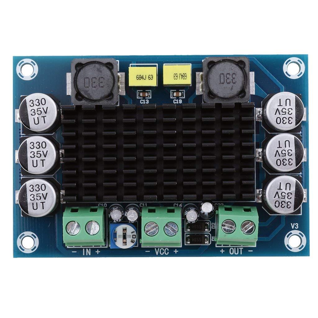ARCELI XH-M542 DC 12-26V 100W Carte TPA3116DA damplificateur Audio num/érique /à Canal Mono Carte TPA3116D2