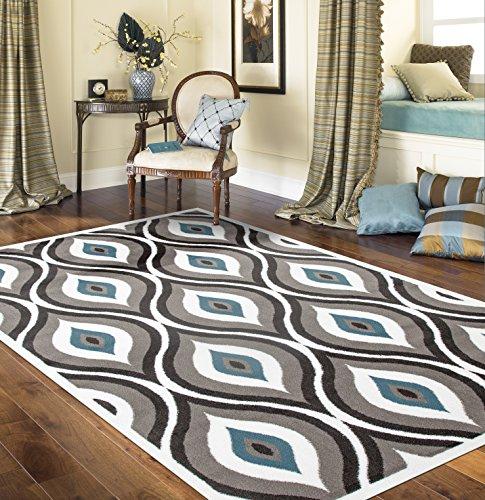 Rugshop Modern Trellis Design 10 product image